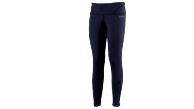 Women's Infinity tight III leg zip [midnight]