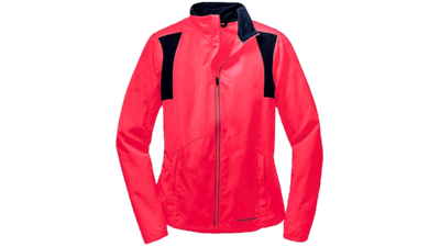 Brooks Women's Nightlife Essential jacket III [brite pink/midnight]