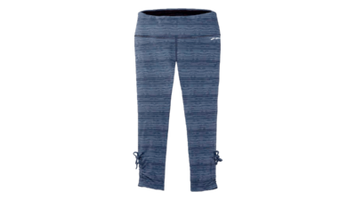 Women's Urban Run Capri [midnight/jacquard]