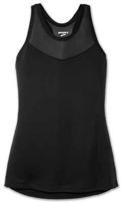Women's Stealth tank [black]