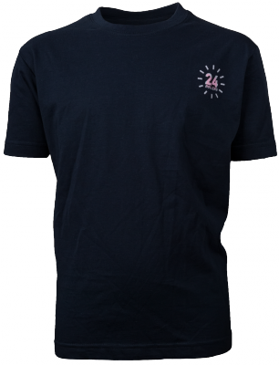 Le Mans T-shirt  - bleu marine