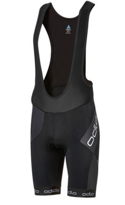 Odlo Heren Fietsbroek met Bretels FLASH X BIKE 421832