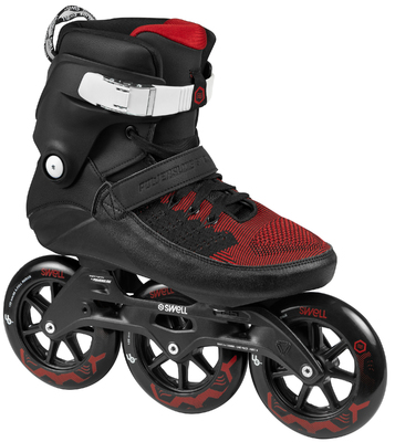 Powerslide Swell skates Dark Lava 125mm Trinity