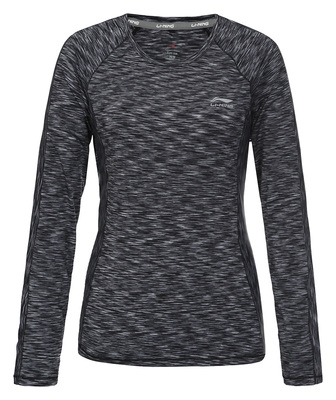 Li-Ning Running top Sophie - grey