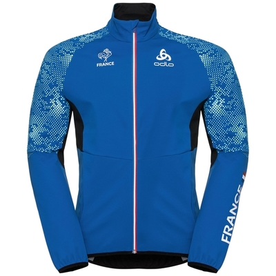 Odlo HEREN JAS SOFTSHELL FRANCE 697292