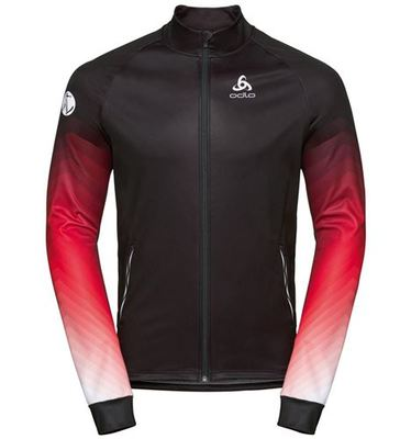 Odlo MEN'S JACKET PERFORMANCE NORWAY 697572