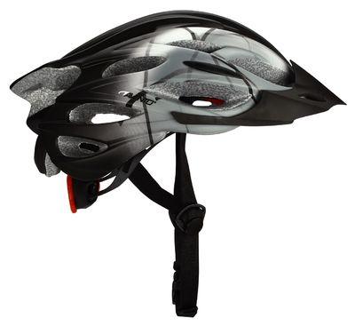 Avento Fiets Helm Zwart/Grijs