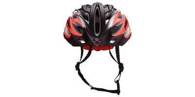 Avento Fiets Helm Zwart/Rood