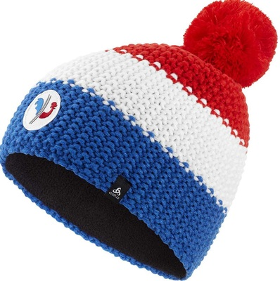 Odlo Hat France White / Red / Blue