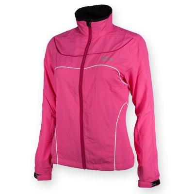 Runningjacket Madu Pink Dames