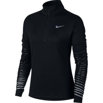 Dry Element Flash Longsleeve women's running - black