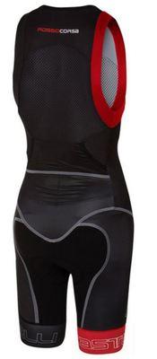 Castelli Sanremo Tri Suit Sleeveless Men Black