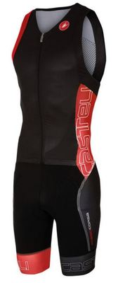 Castelli Sanremo Tri Suit Sleeveless Men Black
