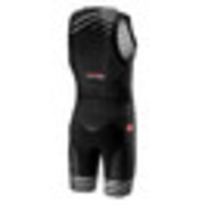Castelli Free Sanremo Tri Suit Sleeveless Men black