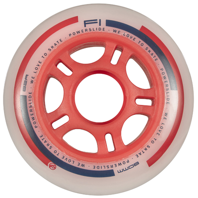 Powerslide F1 wheel 80mm