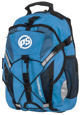 Fitness Backpack light blue