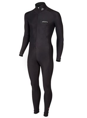 Thermo skinsuit marathon black