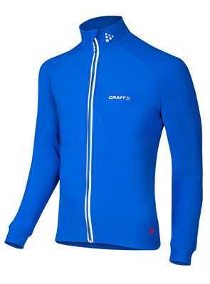 Craft Thermo Jacket Blue