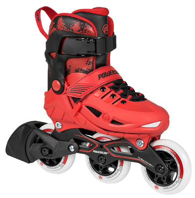 Powerslide Phuzion  Universe Kids Skate Adjustable Red