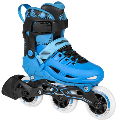 Powerslide Phuzion  Universe Kids Skate Adjustable Blue