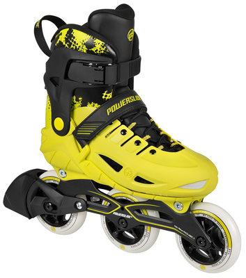 Powerslide Phuzion Universe Kids Skate Adjustable Yellow
