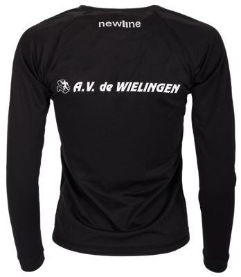 Newline wielingen kids base shirt lange mouw