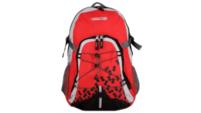 Abbey Summit backpack 25 Ltr. red/athracite