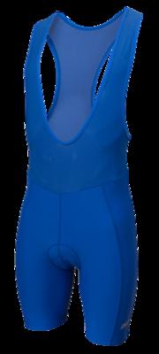 Aitos Cuissard velo avec bretels royal bleu