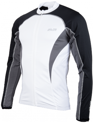 Aitos fietsshirt Springs white