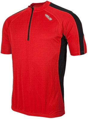 Aitos Luca wielershirt km rood