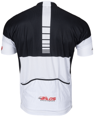 Aitos Time-out wielershirt km wit