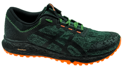 Asics Alpine XT cedar green/black