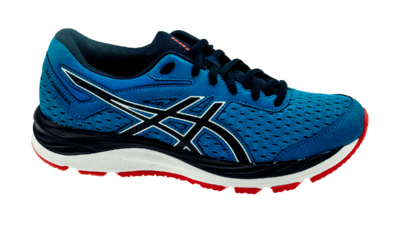 Asics Cumulus 20 GS race blue/peacoat [kids]