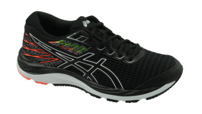 Asics Cumulus 21 GS black/white [kids]