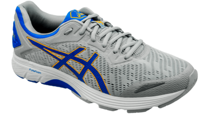 Asics Fortitude 9 piedmont grey/directoire blue [2E-WIDE]