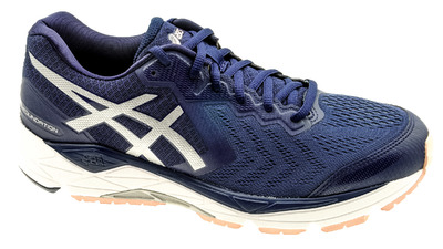 Asics Foundation 13 indigo blue/silver/seashell pink
