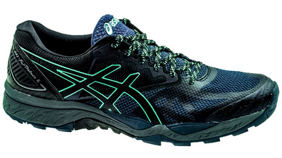 Asics FujiTrabuco 6 Insignia blue/black/ice green