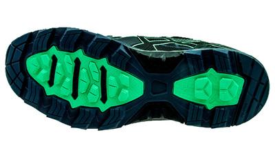 Asics FujiTrabuco 6 Insignia blue/black/ice green