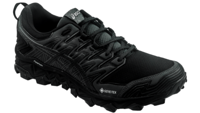Asics Women's FujiTrabuco 7 GTX black/dark grey