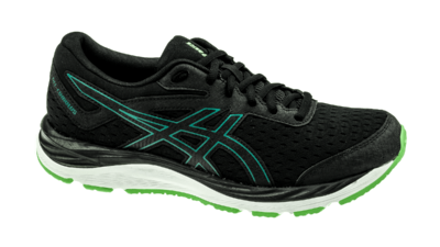 Asics Cumulus 20 GS black/beryl green [kids]