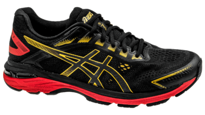Asics GT-2000 7 black/rich gold