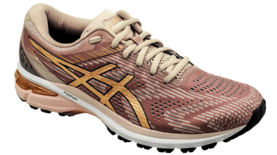Asics GT-2000 8 watershed rose/rose gold