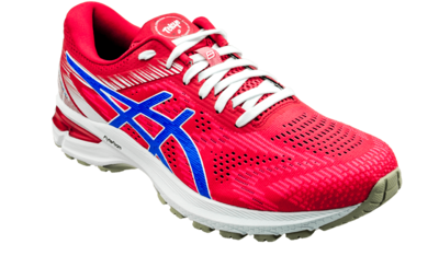 Asics GT-2000 8 classic red/electric blue