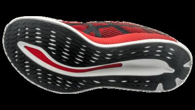 Asics GlideRide speed red/black