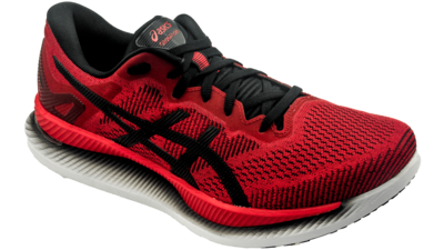 Asics GlideRide speed red/black