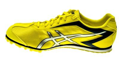 Asics Hyper LD 5 flash-yellow/silver/navy [unisex]