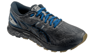 Asics Nimbus 21 Winterized graphite grey/black