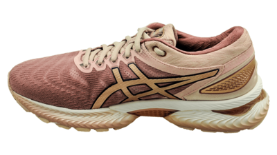 Asics Nimbus 22 WIDE/D watershed rose/rose gold