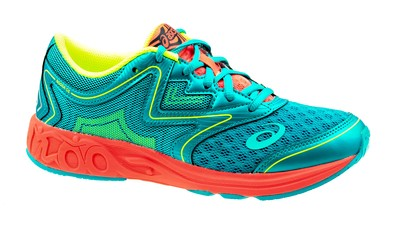 Asics Noosa GS aquarium/aqua splash/flash coral [kids]