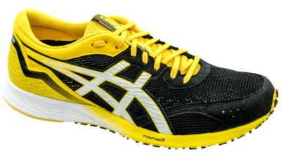 Asics Tartheredge Tai Chi yellow/white